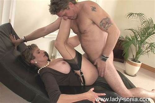 Sultry English Milf Banged In Her Pussy #Busty #British #Mature #Lady #Sonia #Enjoys #A #Cock