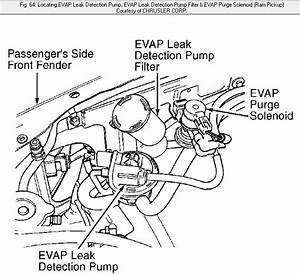 34 2003 Dodge Ram 1500 Evap System Diagram