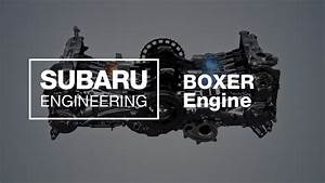 How Does The Subaru Boxer Engine Work   2017 Updated