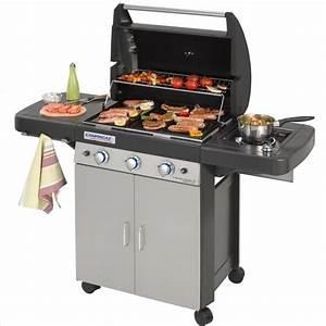 Barbecue A Gaz Castorama : barbecue plancha gaz de campingaz zendart design ~ Melissatoandfro.com Idées de Décoration