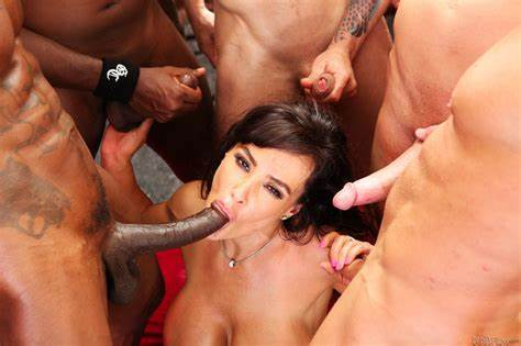 Cameras Film Gangbang With Ukrainian Hotties