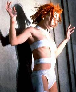 Das Fünfte Element Kostüm : leeloo milla jovovich in the fifth element 1997 for redheads sometimes pinterest ~ Frokenaadalensverden.com Haus und Dekorationen