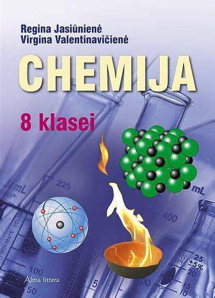 Chemija. Vadovėlis VIII klasei   Knygos.lt