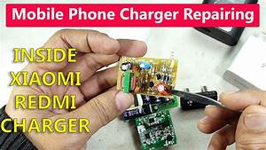 Inside A Xiaomi Redmi Charger  Truth About Mobile Phone