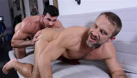 Old Stepdaddy Fucked Pool Male