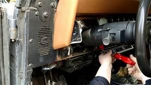How To Change -1995 Jeep Wrangler Dash Lights  Hd