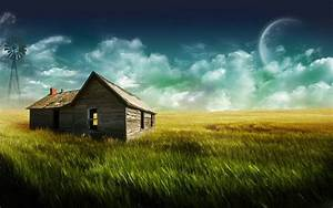 The Farm House HD 1080p Wallpapers
