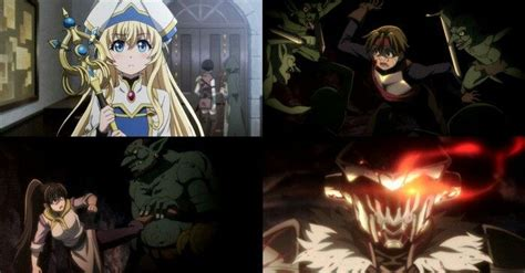 Goblin's crown movie english subbed full movie. The Goblin Cave Anime / Goblin Slayer Wallpapers - Wallpaper Cave - The cave is exited through a ...