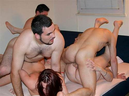 Orgy Of Swinger Studs And Sluts