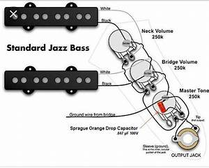 Jazz Bass Wiring Advice Please