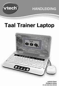 Vtech Taal Trainer Laptop Toy   Game Download Manual For
