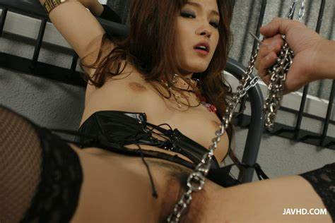 Submissive Japanese Lady Mar