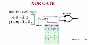 Diagram Xor Gate Using Nand Gate