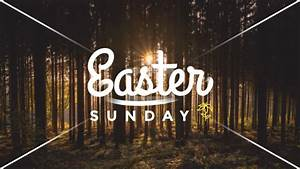 Easter Sunday 2017 – Red BAG Media