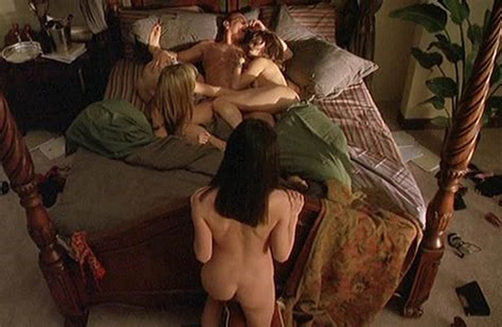 #Emmanuelle #Vaugier #Nude #Group #Sex #Scene #In #Call #Me