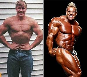 20 Famous Bodybuilders Before  U0026 After Steroids