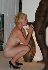 Interracial blonde milf for bbc