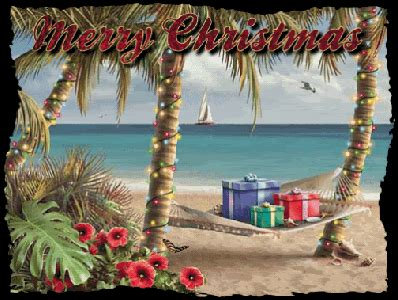 You can download or direct link all christmas. Tropical Beach Ocean Merry Christmas Emoticon Emoticons Animated Animation Animations Gif photo ...