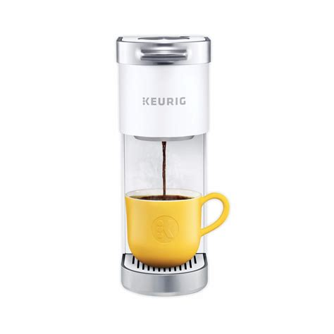Boasting a compact design that is ideal for small spaces, this coffee maker is also portable. Keurig K-Mini Plus Single Serve K-Cup Pod Coffee Maker   MrOrganic Store