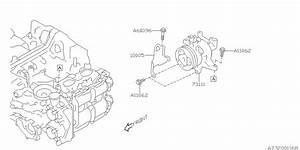 2015 Subaru Forester Compressor