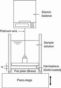 Schematic Diagram Of Main Part Of The Experimental Setup