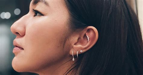Curated Ear Piercing Trend: Risks, Expert Tips