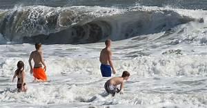 Dewey Beach Dune Breach Has Beach
