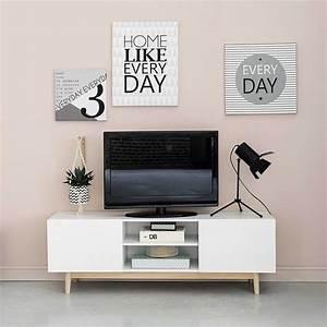 Mueble De Tv Vintage Blanco In 2019