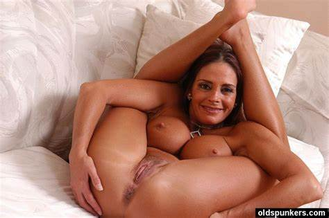 Brunet Milf Got Spunked On The Analed