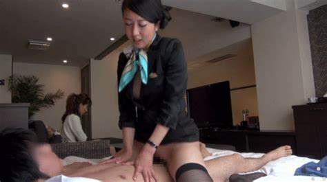 Stewardess Jitule Play In The Showing Porn Images For Jav Flight Attendant