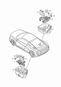 Fuse Box Diagram 2001 Audi A8
