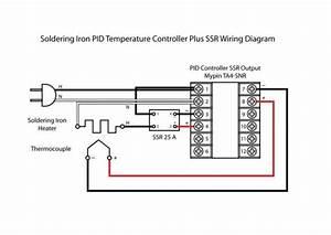 K Type Thermocouple Wiring Diagram