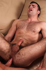 Cum from hairy gaymen