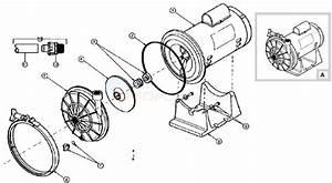 Polaris Halcyon Booster Pump Parts