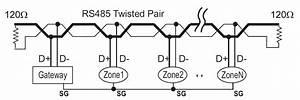 R 485 Daisy Chain Wiring Diagram