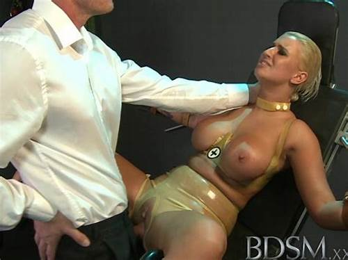 Strong Girl Small Dildo Large Breast Solid Body #Bdsm #Xxx #Big #Breasted #Sub #Has #Her #Hole #Filled #By #Strong