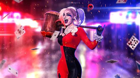 We have 76+ amazing background pictures carefully picked by our community. 2560x1440 Margot New Harley Quinn 1440P Resolution ...