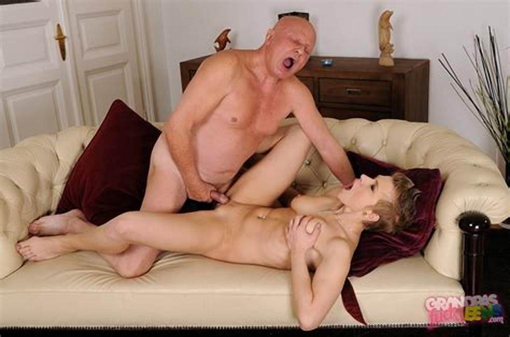 #Teen #Licked #And #Fucked #By #Grandpa