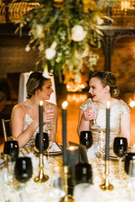 Great Gatsby Themed Wedding POPSUGAR Love &Photo 21