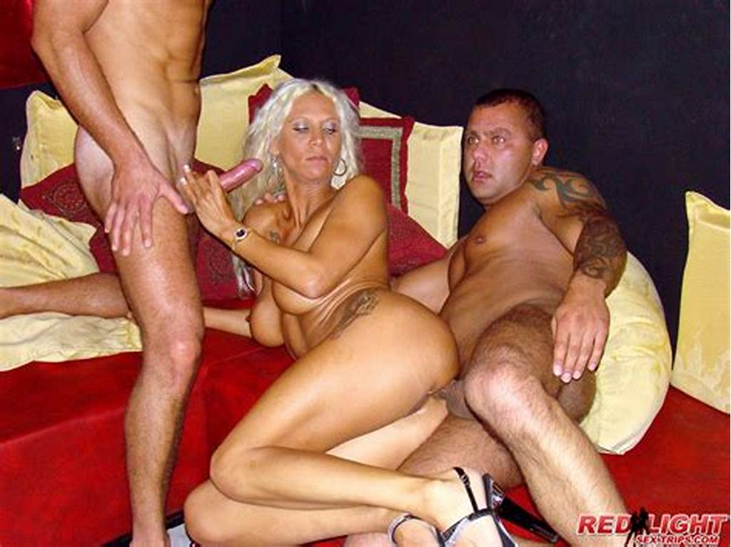 #Dirty #Milf #Hooker #Gets #Double #Penetrated #By #Two #Tourists