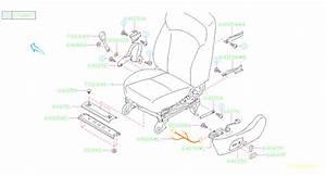 2018 Subaru Forester Power Seat Wiring Harness  Wiring