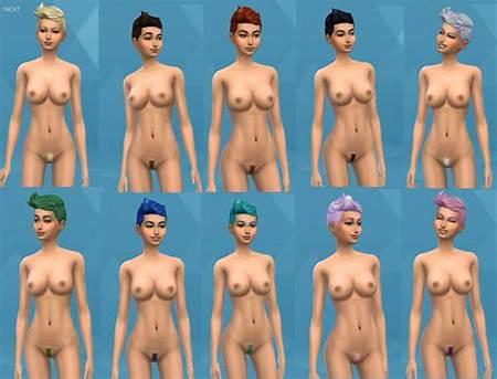 Girl Nude Teen Skins Sims