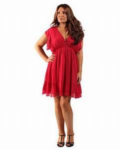 Robe Pour Femme Ronde : robe femmes rondes ~ Nature-et-papiers.com Idées de Décoration
