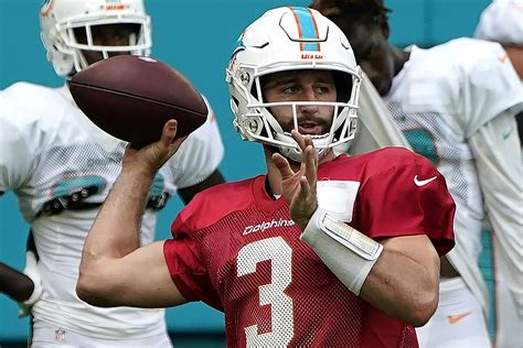 He's nothing more than a camp body at this point after the 49ers. Dolphins' Brian Flores: 'Fielding calls' for Josh Rosen