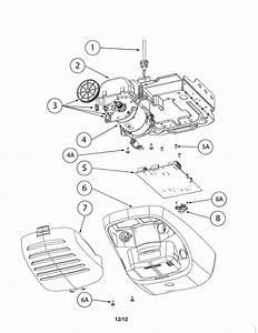 Genie Trilog 1200 Garage Door Opener Parts