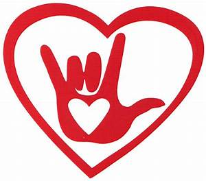 I love you sign language meme   VC009 - I Love You (sign ...