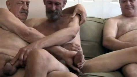Old Drilled Porn In Orgy
