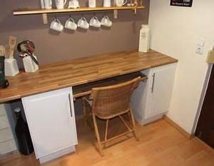 Unter Tisch Gerät : ausziehbarer tisch unter der k chenarbeitsplatte tisch k che arbeitsplatte ausziehbar ~ Heinz-duthel.com Haus und Dekorationen