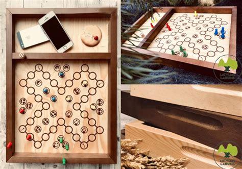 Unikāla koka galda spēle/paplāte - Janvāris 2021 | Pērkam Kopā