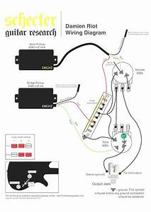 Esp Ltd Vintage 204 Electric Bass Guitar Wiring Diagram